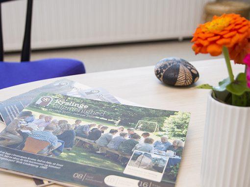 Ryslinge Valgmenighed / kirkeblad / nyhedsbreve / pressemeddelelser/ website med blog og arrangementskalender