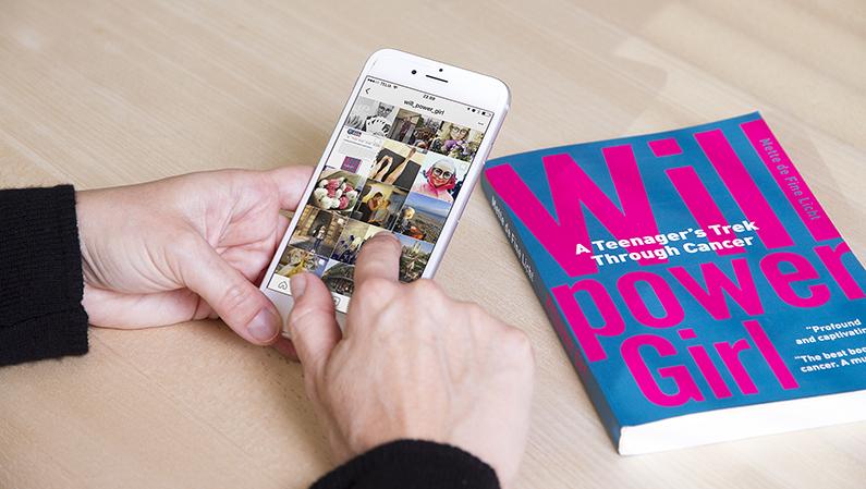 Contentstrategi for Willpower Girl til Instagram
